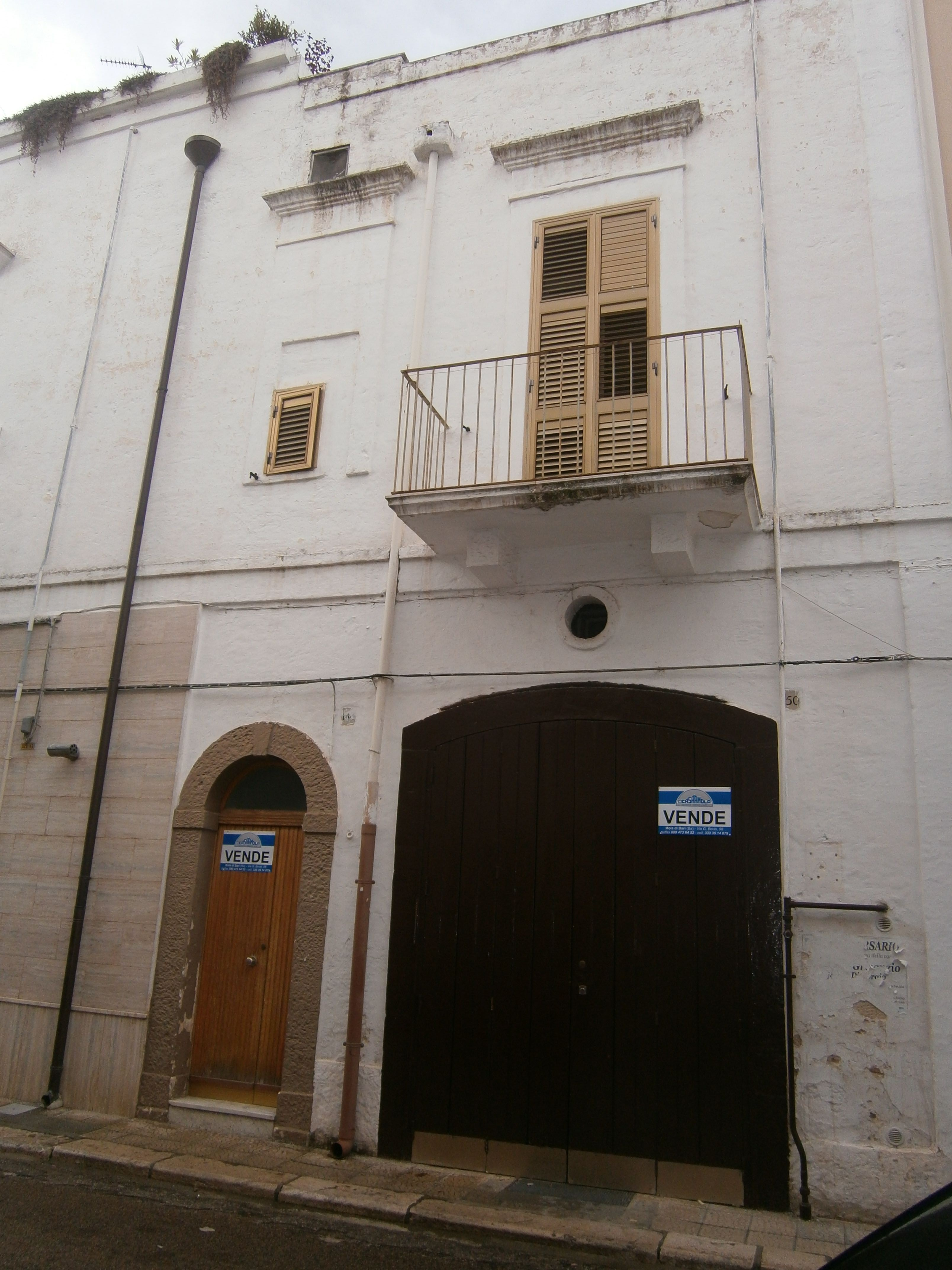 Casa indipendente al primo piano con terrazzo di propriet for Il miglior piano casa in vendita